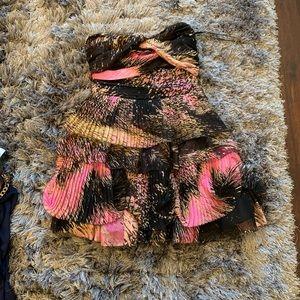 Diane von furstenburg mini dress